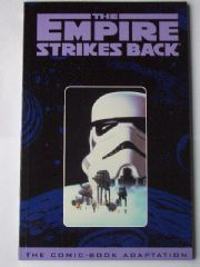 Star Wars The Empire Strikes Back Graphic Novel TPB Dark Horse Comics